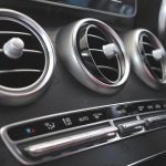車のエアコン