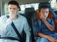 車内の臭い