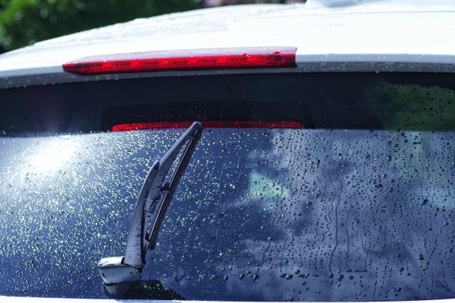 夏の洗車の注意点