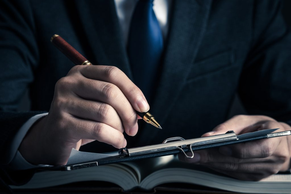 Contract business image